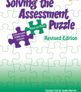 Solving the Assessment Puzzle Cover