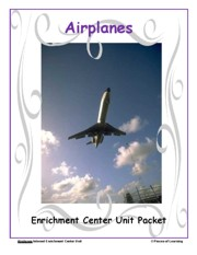 Airplanes Unit