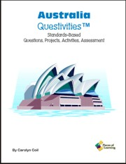 Australia Questivities™ - E-Book