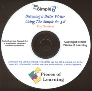 Becoming a Better Writer Using the Simple 6&153 CD