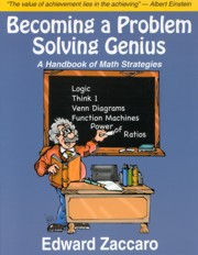 Becoming a Problem Solving Genius: A Handbook of Math Strategies