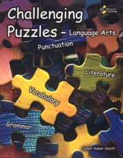 Challenging Puzzles: Language Arts