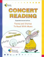 Concert Reading - Poems and Stories to Read (Book and Audio CD)