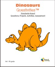Dinosaurs Questivities™ - E-Book