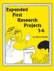 Expanded First Research Projects - Book in a Bag