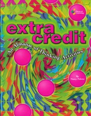 Extra Credit: An Almanac of Thinking Activities