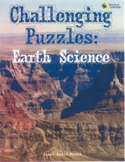 Go Green Book™ - Challenging Puzzles:  Earth Science