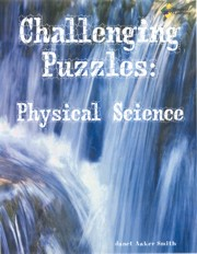 Go Green Book™ - Challenging Puzzles: Physical Science