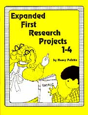 Go Green Book™ - Expanded First Research Projects
