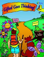 Go Green Book™ - Gifted Goes Thinking!