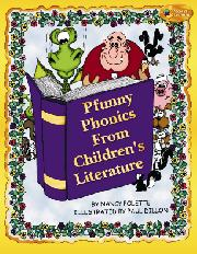 Go Green Book™ - Pfunny Phonics from Children's Literature