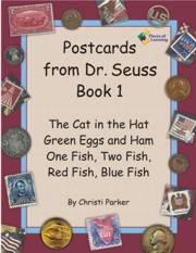 Go Green Book™ - Postcards from Dr. Seuss Book 1