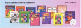 High Ability Gifted & Talented Set