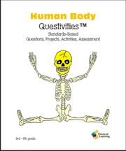 Human Body Questivities™ - E-Book