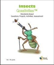 Insects Questivities™ - E-Book