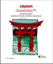 Japan Questivities™ - E-Book