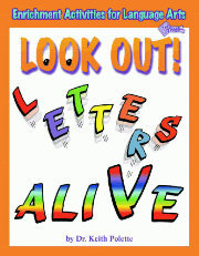 Look Out! Letters Alive