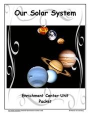 Our Solar System Unit