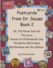 Postcards from Dr. Seuss Book 2