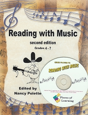 Reading with Music - Book and Audio CD