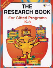 Research Book for Gifted Programs K-8 - Revised Edition