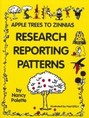 Research Reporting Patterns - Book in a Bag