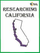 Researching California - CD Format Only