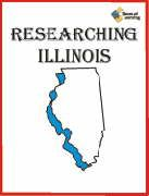 Researching Illinois - CD Format Only