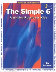 Simple 6™ Writing Program Revised Edition