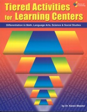 Tiered Activities for Learning Centers
