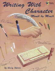 Writing With Character Month by Month