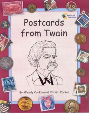 Go Green Book™ - Postcards from Twain