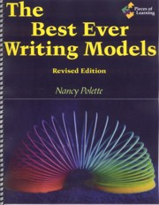 Go Green Book™ - Best Ever Writing Models