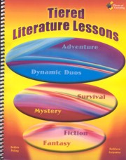 Go Green Book™ - Tiered Literature Lessons