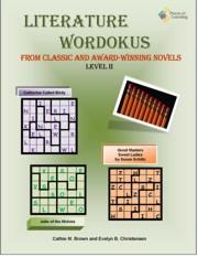 Go Green Book™ - Literature Wordokus - Level II