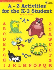 Go Green E-Book - A - Z Activities for the K - 2 Student