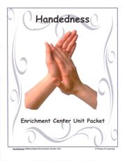 Go Green Unit - Handedness