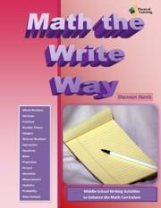 Math the Write Way - E-Book