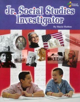 Jr. Social Studies Investigator - E-Book