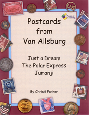 Postcards from Van Allsburg