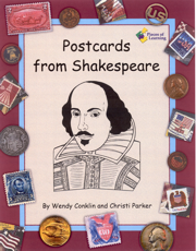 Go Green Book™ - Postcards from Shakespeare
