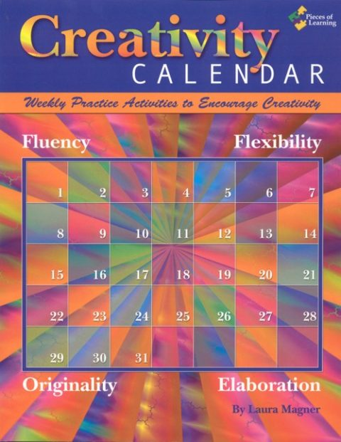 Creativity Calendar