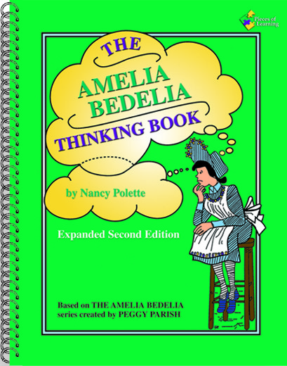 Go Green Book™ - The Amelia Bedelia Thinking Book