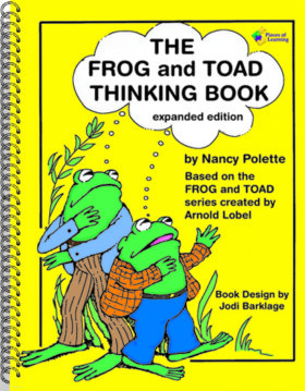 Go Green Book™ - The Frog and Toad Thinking Book
