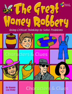 Go Green Book™ - The Great Honey Robbery
