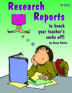 Research Reports to Knock Your Teacher's Socks Off!