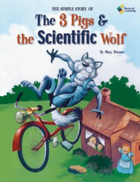 Go Green Book™ - The 3 Pigs and the Scientific Wolf