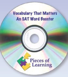 Vocabulary That Matters: An SAT Word Booster