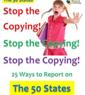 Stop the Copying! 25 Strategies to Report on The 50 States