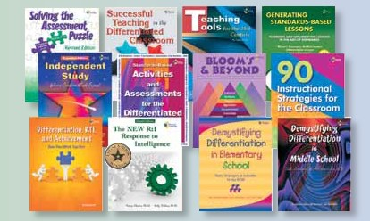 Differentiation and RTI Resource Set